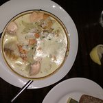 Seafood Chowder (OUTSTANDING!!)