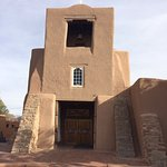 Saint Miguel Church Santa Fe