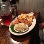 Fried Cod Platter