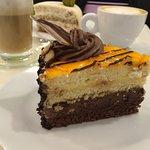 Chocolate and orange deliciousness!