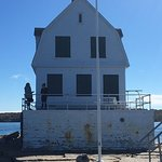 Rockland Breakwater Light Foto