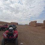 Marrakech Quad Evasion