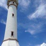 Cape Bolinao Lighthouse Foto