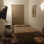 Room 516 - an inside room.