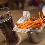 The addictive Sweet potato Chips