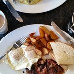 Corned Beef Hash at North Street Grill