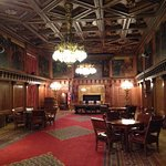 Governor's recepton room