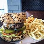Pigpen Burger