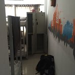 Got a new Room looked like this, wow. Backpackers @bui vien Is like the most ugly Hostel i got t