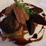 Raetihi Lodge Restaurant Foto
