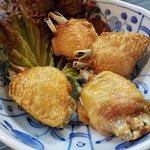 Delicious yakitori!