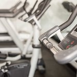 Guests can take advantage of state-of-the-art gym throughout their stay.