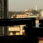 Our rooms offer exquisite views of Kampala.
