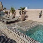 piscine sur toit terrasse