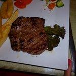 sirloin steak, lovely