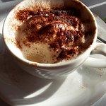 Bleachy tasting coffee