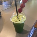 Juice special today!!! Great recommendation by the staff & so refreshing!!! Spinach, ginger, cuc