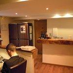 reception et bar