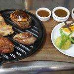 Planche de viande