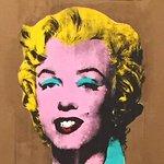 """Warhol """" Marilyn """""""