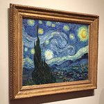 "Van Gogh "" Starry Night """