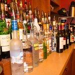 Bar Available; Drinks, Drinks, Drinks!!
