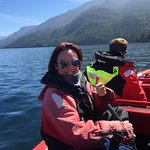Foto de Campbell River Whale Watching and Adventure Tours