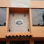 Nuevo logo del hotel
