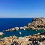 Agios Pavlos Beach (Saint Paul) Foto
