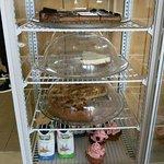 frigo présentoir
