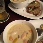 Possibly the best chowder in the world....