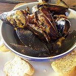Mussels - A huge hit!