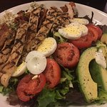 Cobb Salad from the Pub