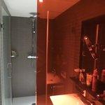 salle de bains / douche très design