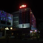 View of Hotel on Diwali 2016 night.