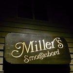 Foto di Miller's Smorgasbord