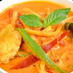 Ruby Curry Chicken ( Red Curry )