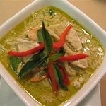 Jade Curry Chicken ( Green Curry )