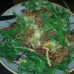 Pork Salad!