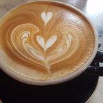 Latte art - awesome latte