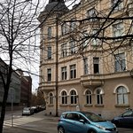 Hellsten´s neighbouring apartment building