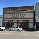 Ferndale CA main street