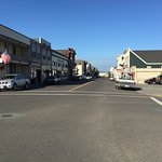 morning rush hour traffic in Ferndale CA