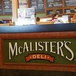 Photo de McAlister's Deli