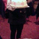 CONTINENTAL RESTAURANT, SAUGUS, MA, 90TH BIRTHDAY CELEBRATION