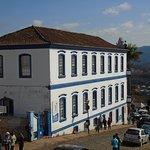 Hotel Colonial, visto da Basílica de Bom Jesus de Matosinhos, Congonhas, BR