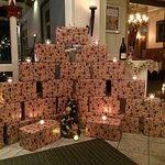 Adventskalender Weihnachtsfeier Programm