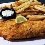 Beer-Battered Fish Fry