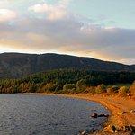 Lago Ness, perto da região de Doris