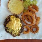 Hollywood Bruger TEX MEX burger